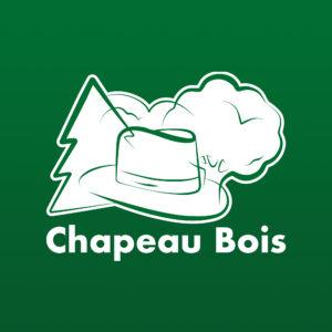 Chapeau Bois création logo Épinal